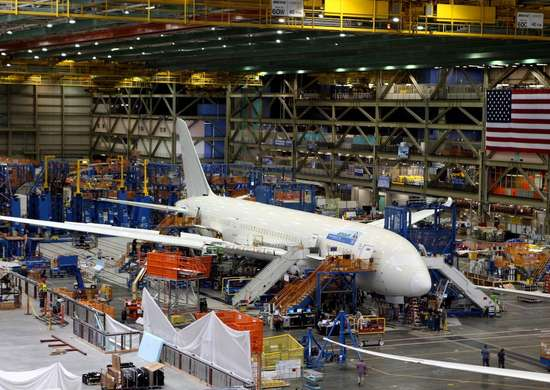 Future of Flight Aviation Center and Boeing Tour in Mukilteo, Washington