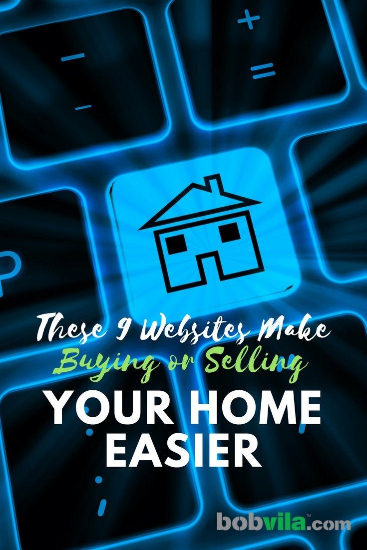 These 9 websites make buying or selling your home easier