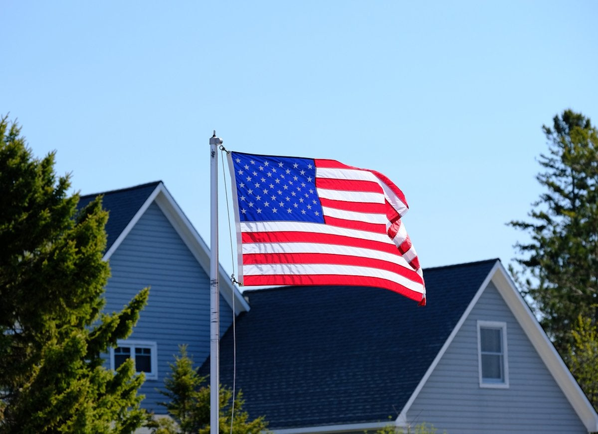 9 Mistakes You Should Never Make With The American Flag Bob Vila