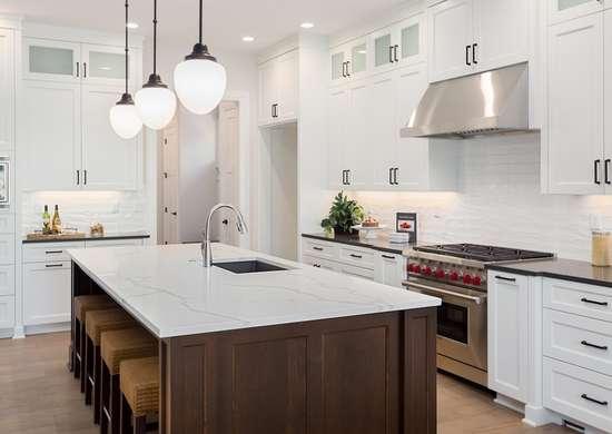 Shaker Cabinets Kitchen Design