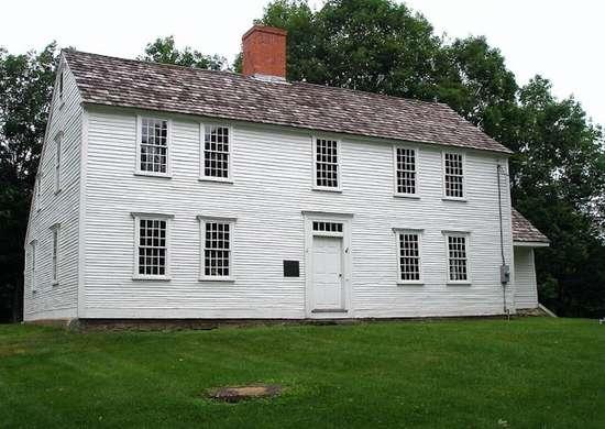 Samuel Huntington Birthplace