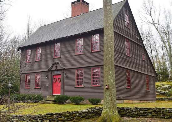 Captain Ebenezer Fiske House