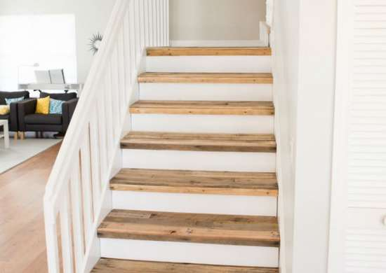 Spiff up your stairs.