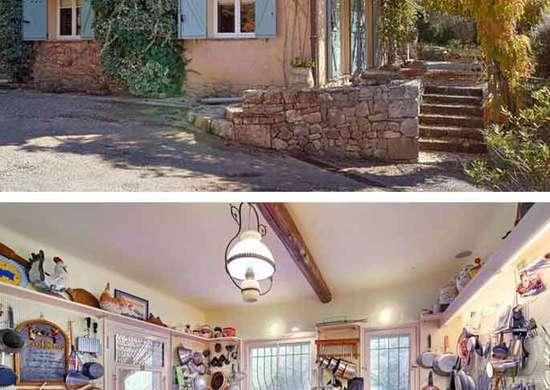 Rent Julia Child's Home