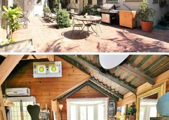 Rent Charlie Chaplin's Cabin