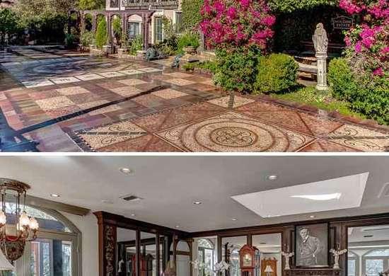 Rent the Harry Houdini Estate