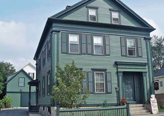 Rent the Lizzie Borden House