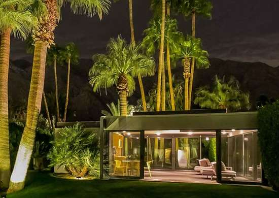 Rent Leonardo Dicaprio's House in Palm Springs
