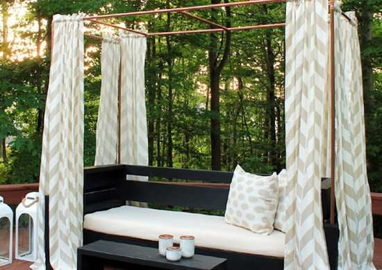 Fine Diy Outdoor Furniture 10 Easy Projects Bob Vila Gmtry Best Dining Table And Chair Ideas Images Gmtryco