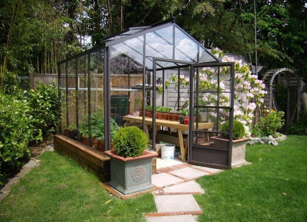 Diy Backyard Greenhouse 12 Handsome Hassle Free Kits Bob Vila