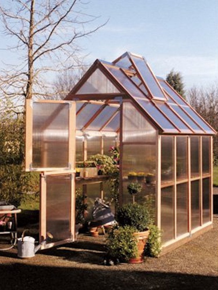 Diy Greenhouse Kits 12 Handsome Hassle Free Options To