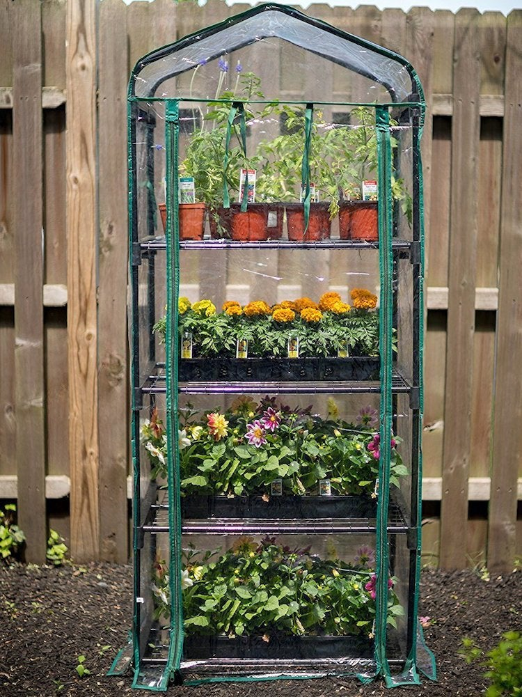 Fine Diy Greenhouse Kits 12 Handsome Hassle Free Options To Home Interior And Landscaping Ologienasavecom