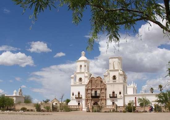 Arizona: San Xavier del Bac