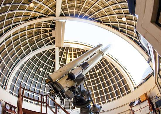 California: Griffith Observatory