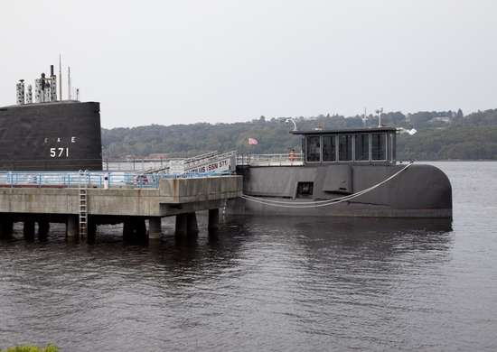 Connecticut: Submarine Force Library & Museum
