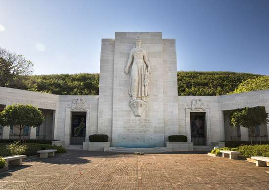 Hawaii: National Memorial Cemetery of the Pacific