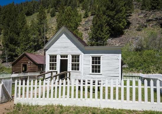 Idaho: Custer Ghost Town