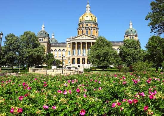 Iowa: State Capitol