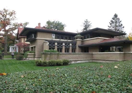 Michigan: Meyer May House