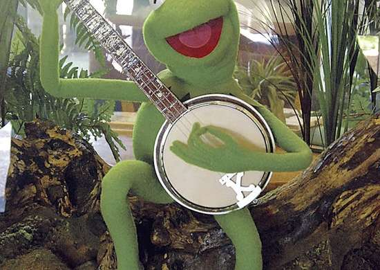 Mississippi: Birthplace of Kermit the Frog Museum