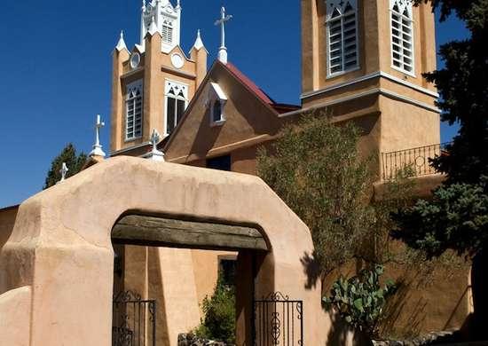 New Mexico: Old Town Albuquerque