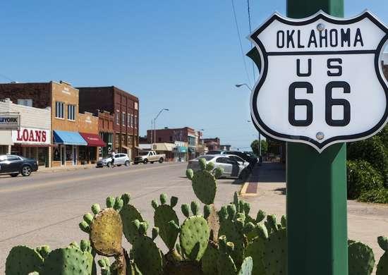 Oklahoma: Route 66