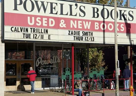 Oregon: Powell's City of Books