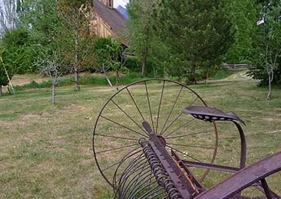 Utah: Wheeler Historic Farm