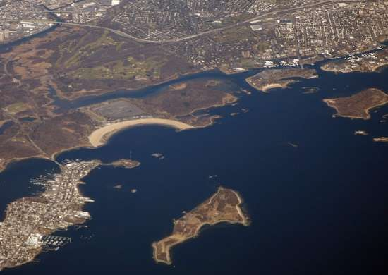 Hart Island New York
