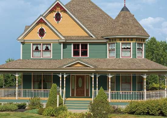 Victorian Era Color Palettes