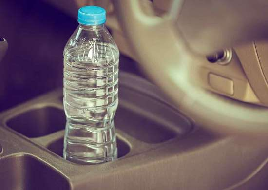 Can You Leave Water Bottles in a Hot Car?