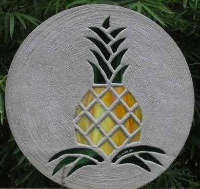 Happytrailssteppingstones pineapple