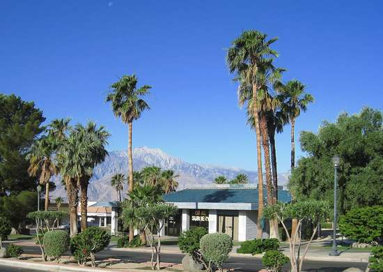 Desert Hot Springs California
