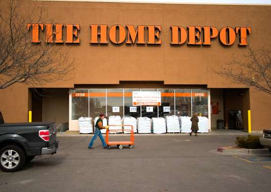 Home Depot In-Store Pickup