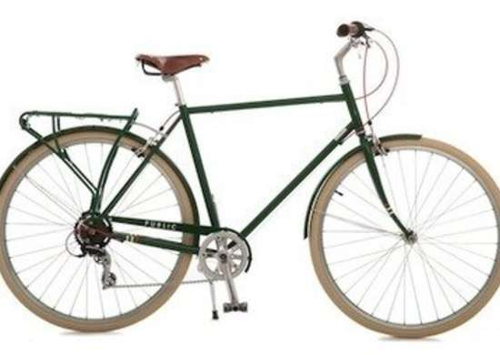 green gift guide harrison bike