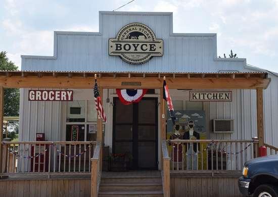 Boyce General Store in Alvaton, Kentucky