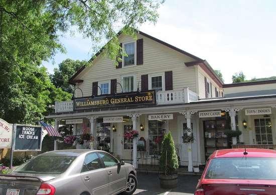 Williamsburg General Store in Williamsburg, Massachusetts