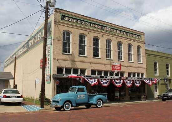 Jefferson General Store in Jefferson, Texas