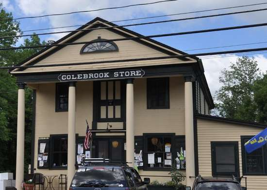 Colebrook Store in Colebrook, Connecticut