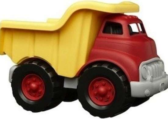 green gift guide toy truck