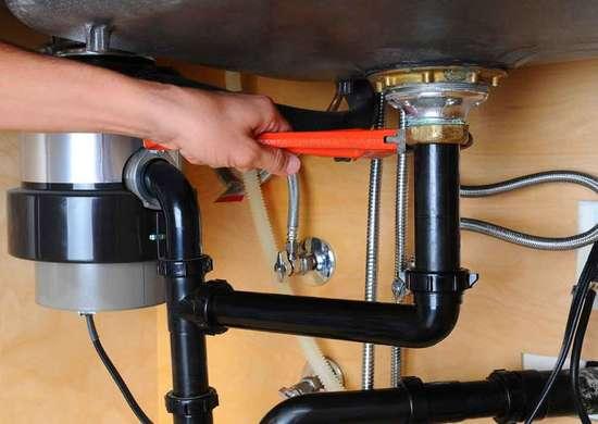 sửa chữa nước không xả rác đường ống