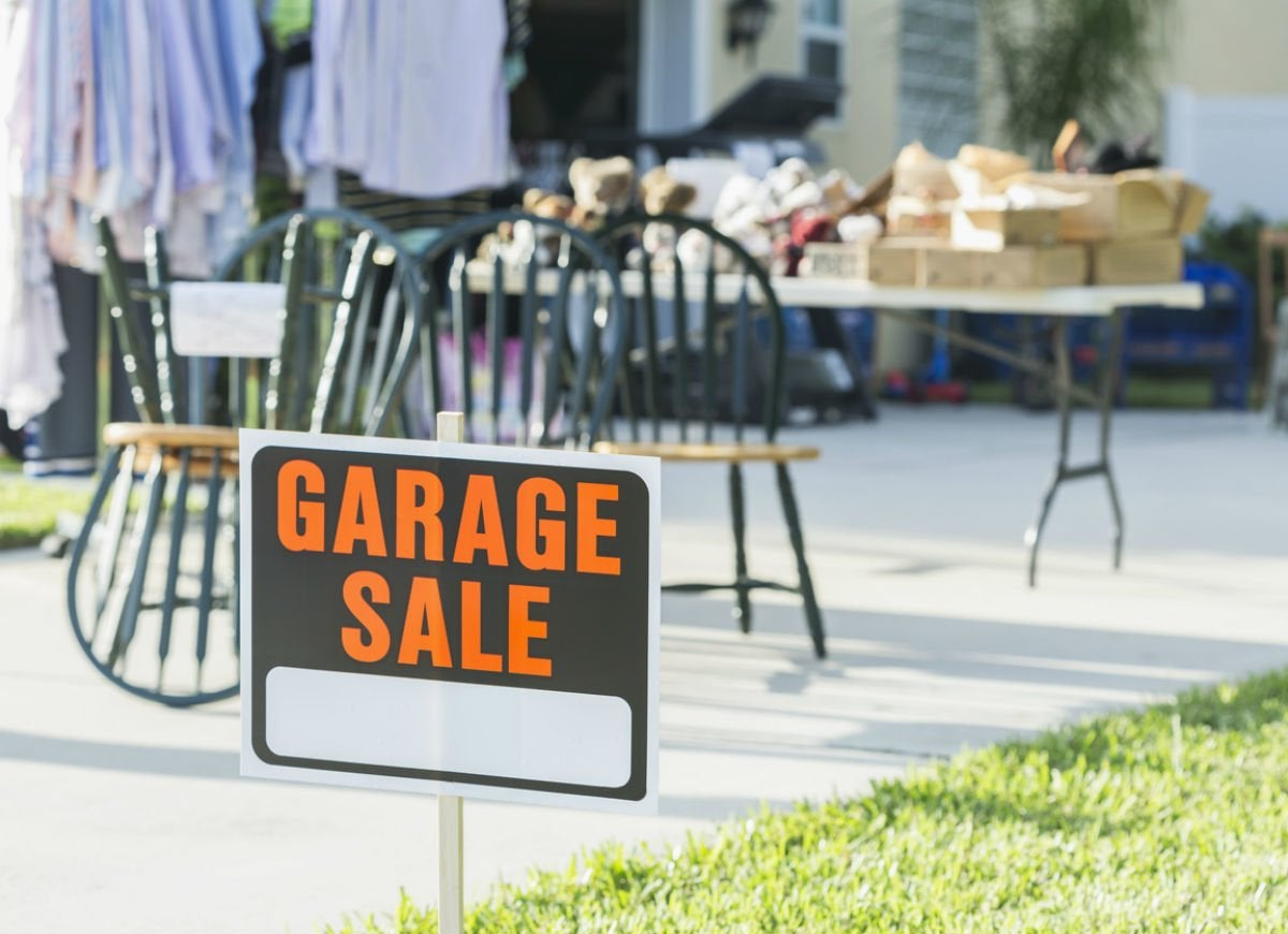 7 Best Garage Sale Buys for DIY Projects