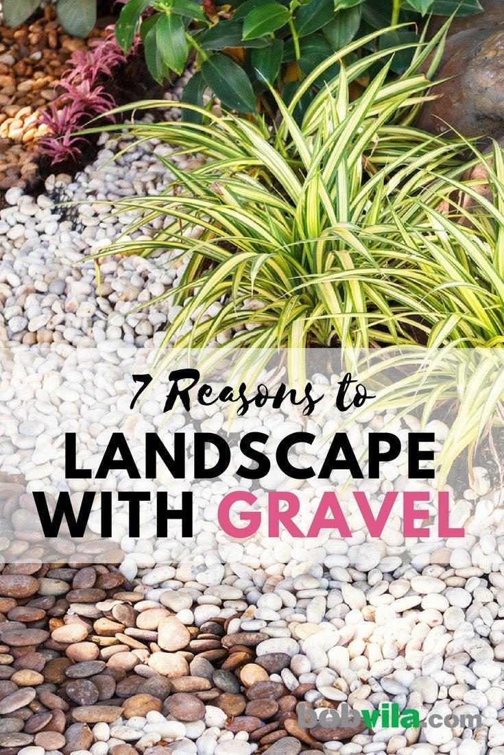 Gravel Landscaping Ideas - 26 Inspiring Ways to Pass on Grass - Bob