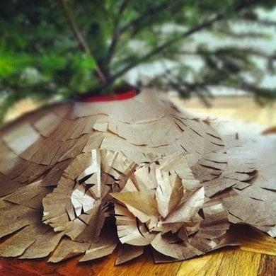Paperchristmasskirt