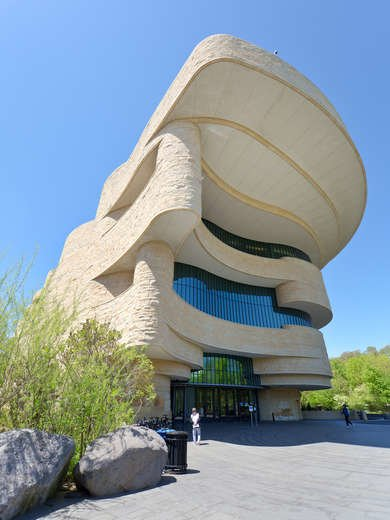 National Museum of the American Indian, Washington, D.C.