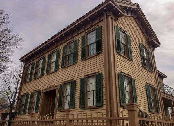 Lincoln Home National Historic Site, Springfield, Illinois