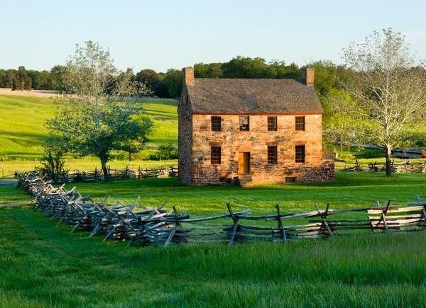 Manassas National Battlefield, Virginia