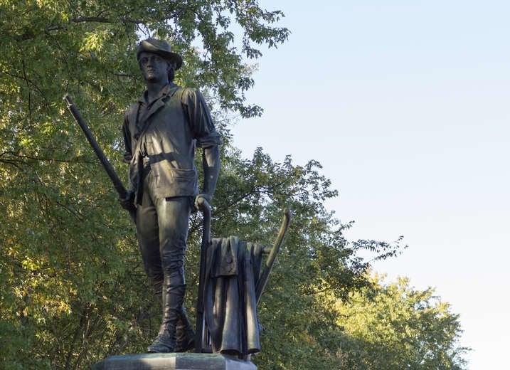 Minute Man National Historical Park, Concord, Massachusetts
