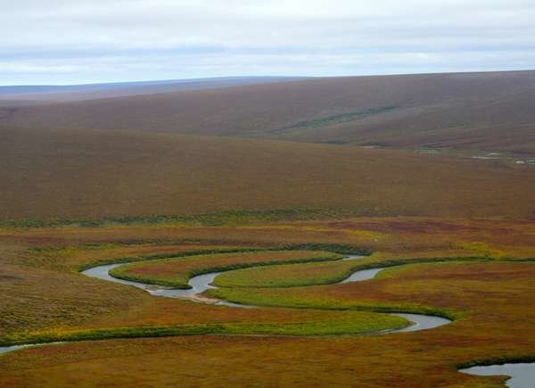 Bering Land Bridge National Preserve, Nome, Alaska