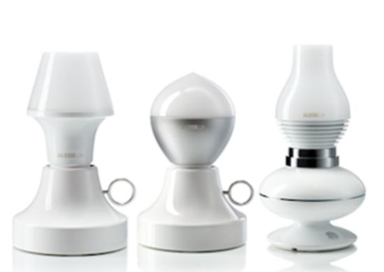 Alessi portabletablelamps ecofriendlygiftguide